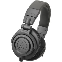 Audio Technica ATH M50x Studio Headphones (Matte Grey)