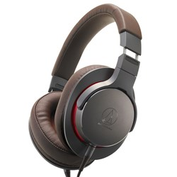 Audio Technica ATH MSR7b Over-Ear High-Resolution Headphones (Gunmetal)