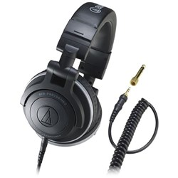 Audio Technica ATH-PRO700 MK2 Professional DJ Headphones (Black)