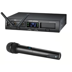 Audio Technica System 10 Pro ATW1302 Handheld Wireless Mic System