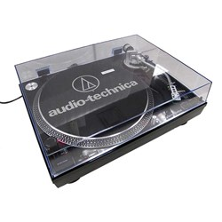 Audio Technica LP-120 USB Turntable (Black)