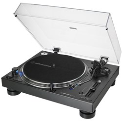 Audio Technica LP140X Professional DJ Turntable w/ XP3 Cartridge (Black)