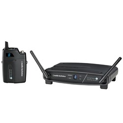 Audio Technica System 10 Body Pack Digital Wireless Mic System