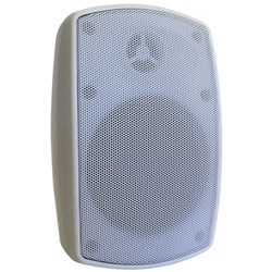 Australian Monitor FLEX50W 50W Passive Wall Mount Speaker IP65 Rated (Pair) (White)