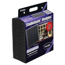 "Auralex Studiofoam Grab n Go Acoustics 2"" Wedgies (4 Pack)"
