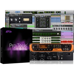 Avid Eleven Rack w/ Pro Tools 1-Year Subscription (inc. Activation Card & iLok)