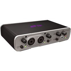 Avid Fast Track Duo 2x2 Sound Card for Mac, PC, and iPad