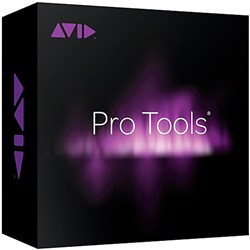 Avid Pro Tools 12 w/ Annual Upgrade (inc. Activation Card & iLok)
