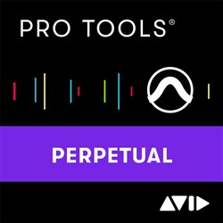 Avid Pro Tools Perpetual Licence - NEW (Electronic Delivery)