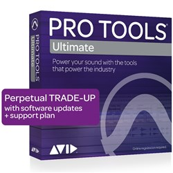 Avid Pro Tools Ultimate Perpetual License (Trade-Up from Pro Tools)