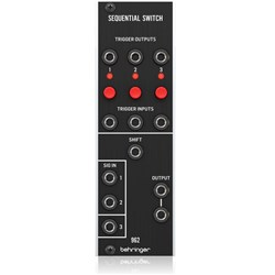 Behringer 962 Legendary Analogue Sequential Switch Module for Eurorack