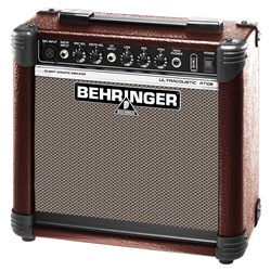 Behringer Ultracoustic AT108 15W Acoustic Instrument Amp