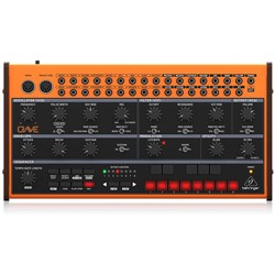Behringer Crave Analog Semi-Modular Desktop Synthesiser