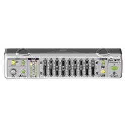 Behringer MiniFBQ FBQ800 9-Band Graphic EQ