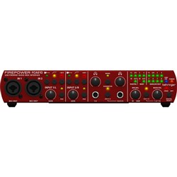 Behringer Firepower FCA610 Interface w/ MIDAS Pres