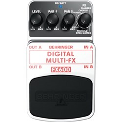 Behringer FX600 Digital Multi-Effects Pedal