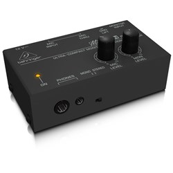 Behringer MicroMON MA400 Monitor Headphone Amplifier
