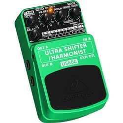 Behringer US600 Ultra Shifter / Harmonist Effects Pedal