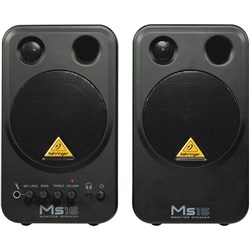 OPEN BOX Behringer MS16 Active 16W Monitor Speakers (Pair)