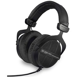 Beyerdynamic DT990 PRO Open Studio Headphones LTD Edition Black & 80ohms