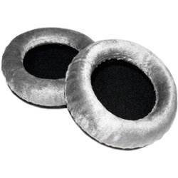 Beyerdynamic EDT 990 V Velour Ear Cushions for DT 990 - Silver/Grey (Pair)