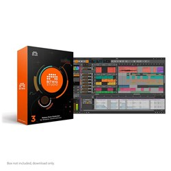 Bitwig Studio 3 Production & Performance Software (eLicense Download)
