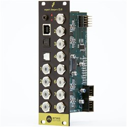 Expert Sleepers ES8 Eurorack USB Audio Interface (Bitwig Limited Edition Module)