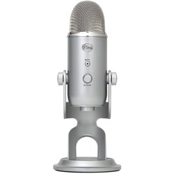 Blue Mic Yeti Studio All-In-One Recording System (Software Included)