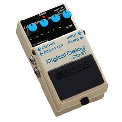 Boss DD3T Digital Delay Pedal w/ Tap Tempo