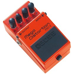 Boss MD2 Mega Distortion Pedal