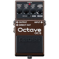 Boss OC5 Octave Pedal
