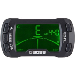 Boss TU03 Clip-On Chromatic Tuner & Metronome