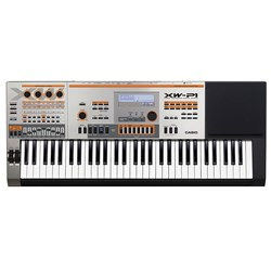 Casio XWP1 61-Key Synthesiser w/ Hybrid Processing Sound Source & CZ-Series Waveforms