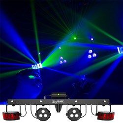 Chauvet GIGBAR2 4 in 1 LED Effect Light (Derbys, Pars, Laser & Strobe)
