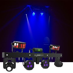 Chauvet GIGBAR Move 5 in 1 LED Effect Light (Moving Heads, Derbys, Pars, Lasers & Strobe)