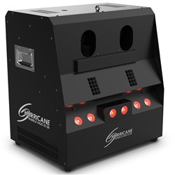 Chauvet Hurricane Bubble Haze X2 Q6 - 3 in 1 Atmospheric Machine
