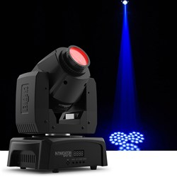 Chauvet Intimidator Spot 110 Moving Head Spot 1 x 10W LED