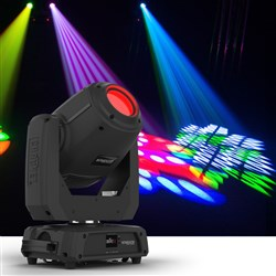 Chauvet Intimidator Spot 375Z IRC Moving Head Spot 1 x 150W LED with Zoom
