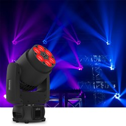Chauvet Intimidator Trio Moving Head Wash 6 x 21W LED