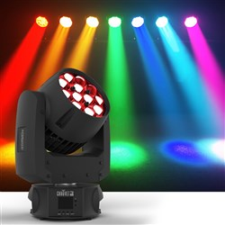 Chauvet Intimidator Wash Zoom 450 IRC Moving Head Wash 12 x 15W QUAD LED