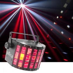 Chauvet Mini Kinta FX LED RGBW Effect Light with Strobe and Laser