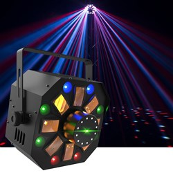 Chauvet Swarm Wash FX LED Light with Wash and Strobe