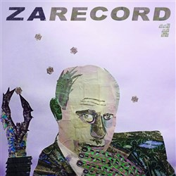 "Cut N Paste Records Zarecord 12"" Battle/Scratch Vinyl (CNP005)"