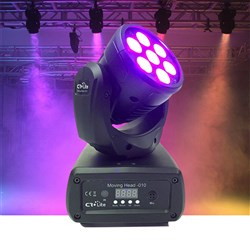 CR Lite Kanjo Moving Head Wash (7 x 3W TRI LED)