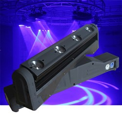 CR Lite Magik Wipe Out Linear Beam LED Effect (4 x 10W RGBW)