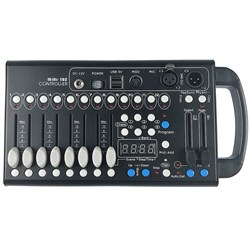 CR Mini DMX 192 Channel DMX Controller