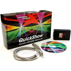 Pangolin Quickshow ILDA Laser Software