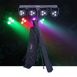 CR Lite Power Party Stage Wash Package with Stand (12x9W TRI)