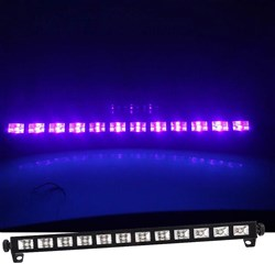CR Lite UV Bar 36 LED Blacklight/UV Wash (12x3W)