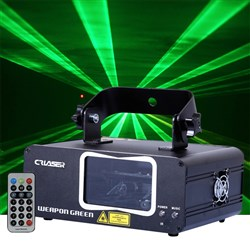 CR Weapon Green Dual Head Laser (50mw)